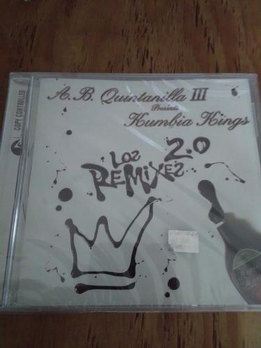 kumbia kings los remixes 2.0