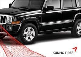 kumho cubiertas para autos y camionetas
