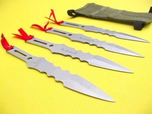 kunai daga cuchillos lanzables shuriken