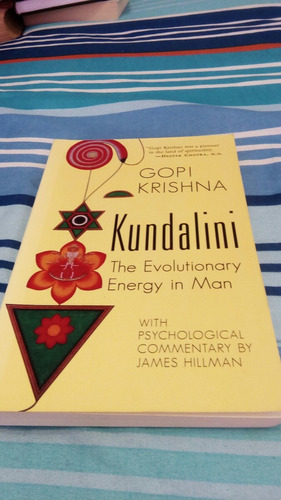 kundalini the evolutionary energy in man gop krishna [zar]