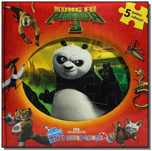 kung fu panda 3 - colecao meu primeiro livro quebr