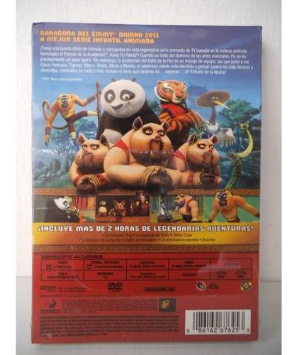 kung fu panda el extraño de la noche  dvd