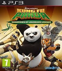 kung fu panda: showdown of legendary legends ps3 digital