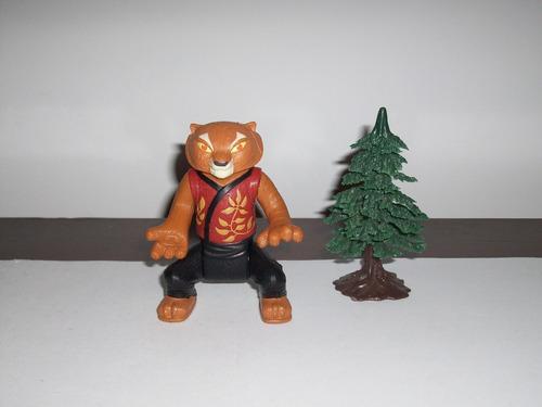 kung fu panda tigresa y tigre de la era de hielo