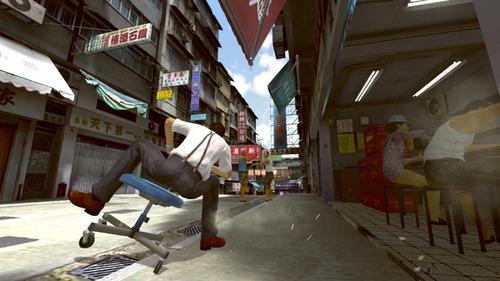 kung fu rider ps3 mídia física original lacrado move