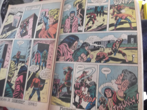 kung fu shang chi #10 1974 macc division historietas marvel