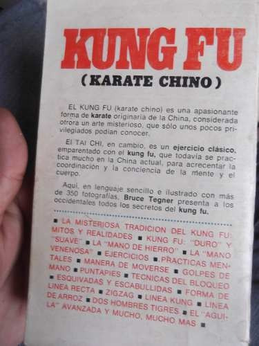 kung fu tai chi bruce tegner ilustrado. en español