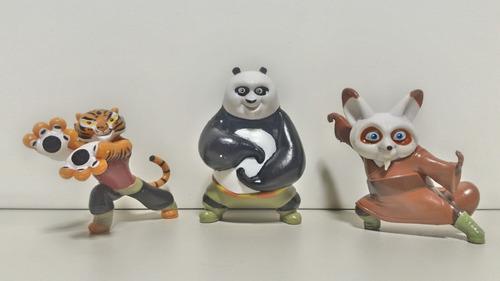 kung panda bonecos