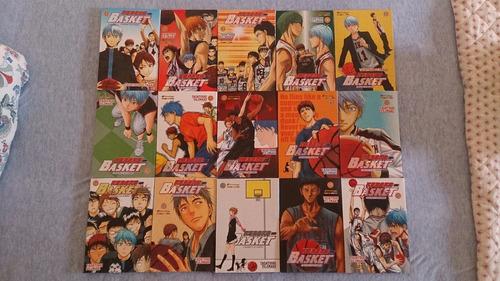 kuroko no basket 1 a 30 completo tadatoshi fujimaki panini