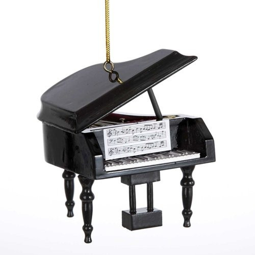 kurt adler \adorno de madera piano 3