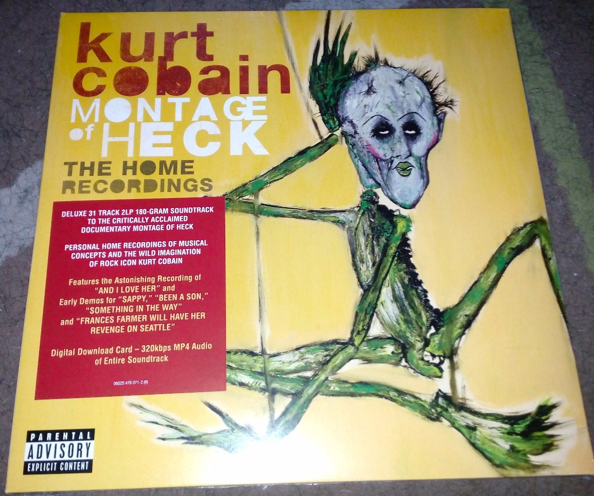 kurt cobain montage of heck soundtrack download