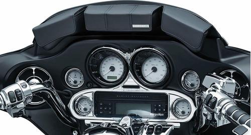kuryakyn 5212 - equipaje para motocicleta, color negro