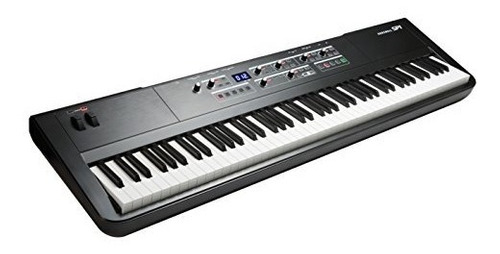 kurzweil sp1 88key piano de cola negro sp1lb