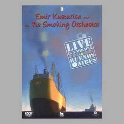 kusturica emir live is a miracle en buenos aires dvd nuevo