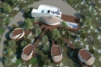 kuyabeh etapa ii ¿huech¿ (armadillo en maya), es ¿una manera natural de vivir¿. cuenta con 375 hectáreas diseñadas para preservar y proteger la selva¿ la visión y deseo con este proyecto es crear una