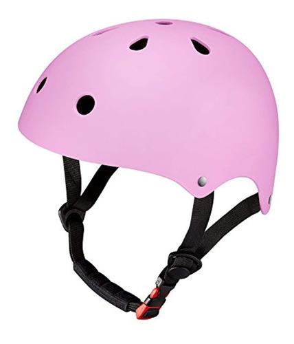 kuyou casco de skateboard para niños kuyou,
