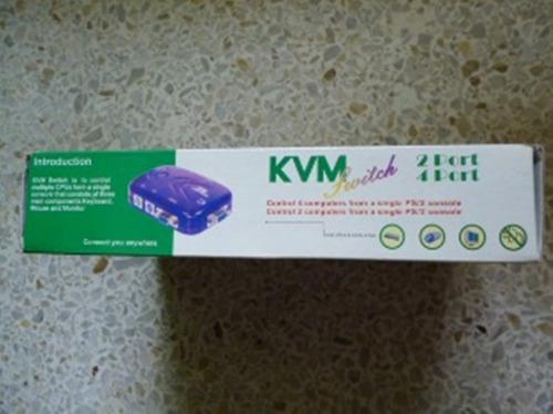kvm 2-port switch