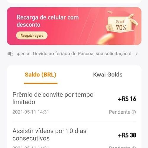 kwai bonus até 4 mil reais