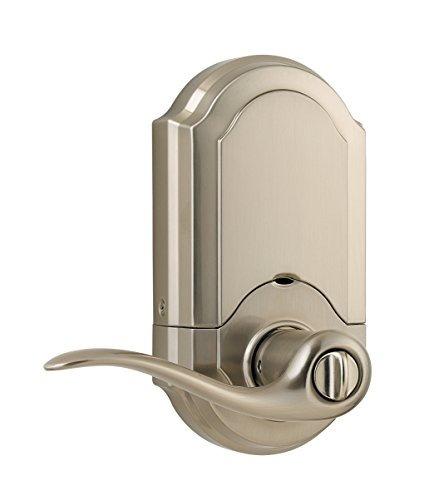 kwikset 99110008 smartcode cerradura electrónica con tustin