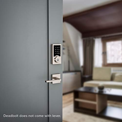 Kwikset 99160-016 Smartcode 916 Contemporary Z-wave Plus To