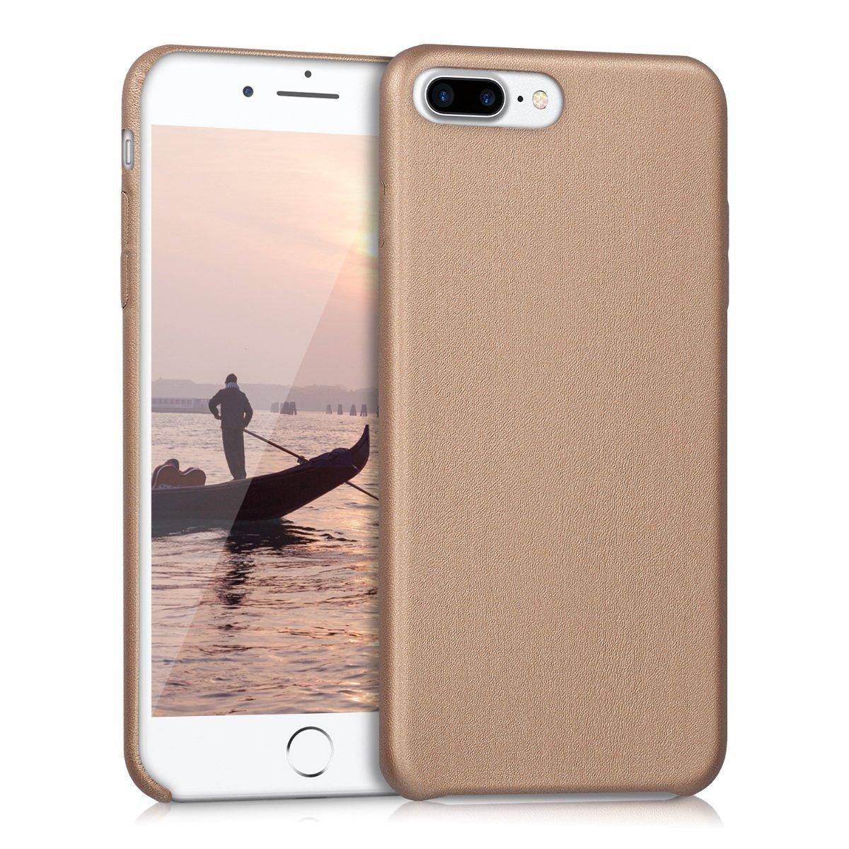 51b016b0872 kwmobile funda para apple iphone 7-plus / 8-plus - soft dura. Cargando zoom.