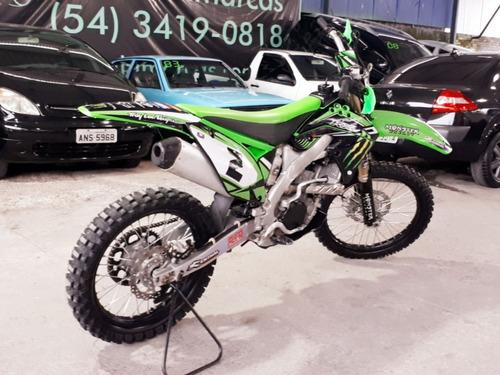 kx 250 gasolina