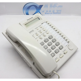 Kx-t7730 Telefono Programador Panasonic