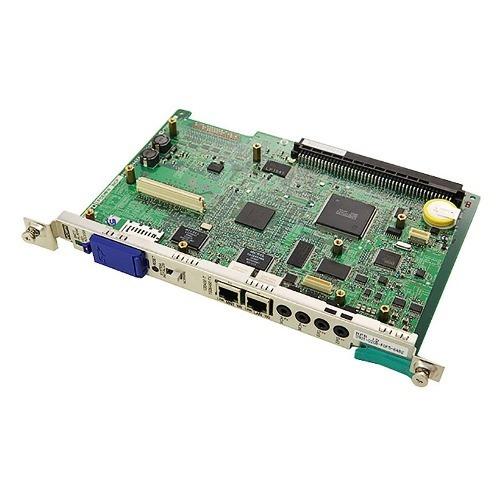 kx-tde0101 tarjeta cpu de control ipcmpr para convertir conmutadores panasonic kx-tda a conmutador ip-pbx kx-tde nuevo