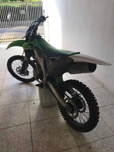 kxf 250 kawasaki