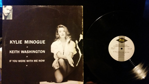 kylie minogue k.washington if you were with me now vinilo uk
