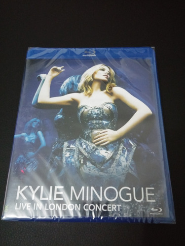 kylie minogue live in london concert