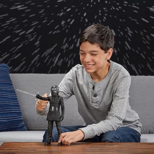 kylo ren muñeco interactivo star wars hasbro c1435 edu full