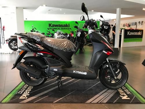 kymco 0km agility 125 rs naked 12 - 18 cuotas!