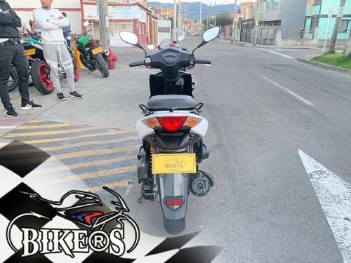 kymco 125 moto,