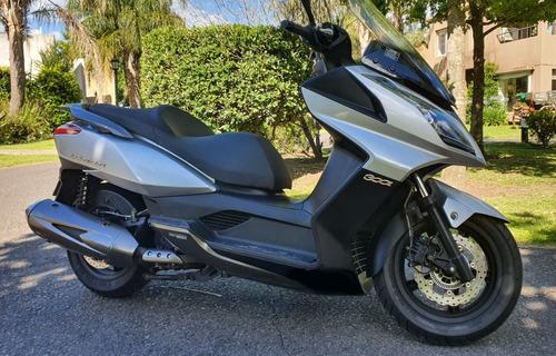 kymco 300 downtown 300i scooter inyección 2016 permuto
