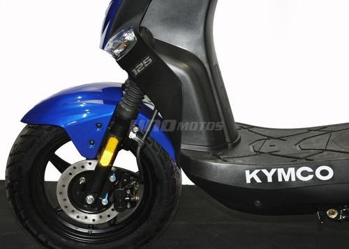 kymco agility 125 0km cub unomotos