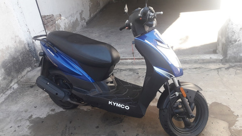 kymco agility 125 2015 7000 km impecab nuevit $105000 permut