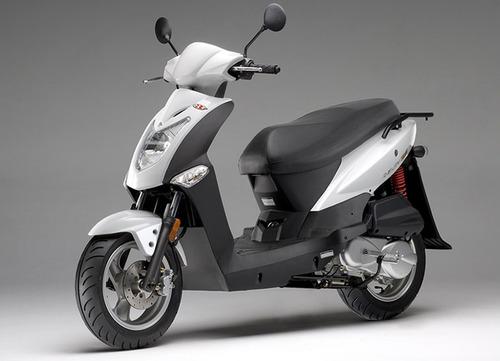 kymco agility 125 2018 0km 125cc scooter automatica 999