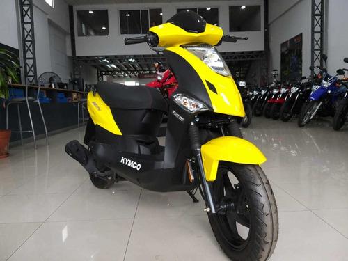 kymco agility 125 2020 0km crédito personal dni 100%