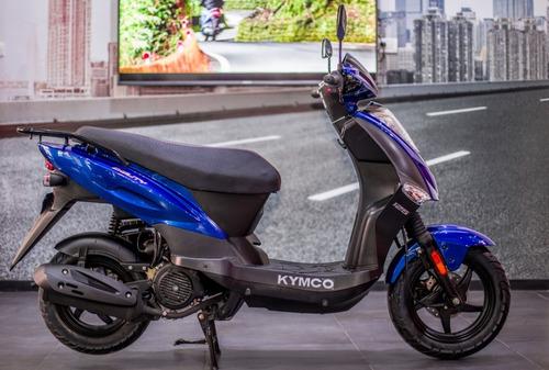 kymco agility 125  -lidermoto  en cuotas sin interés