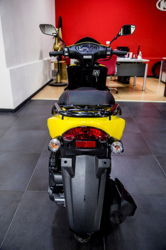kymco agility 125  - lidermoto scooters