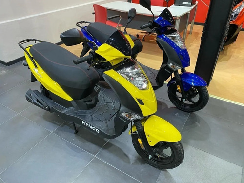kymco agility 125  - lidermoto scooters lider