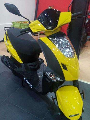 kymco agility 125  - lidermoto scooters san justo
