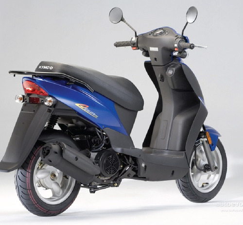 kymco agility 125 moto scooter