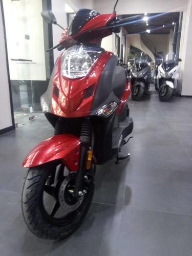 kymco agility 125 moto scooter