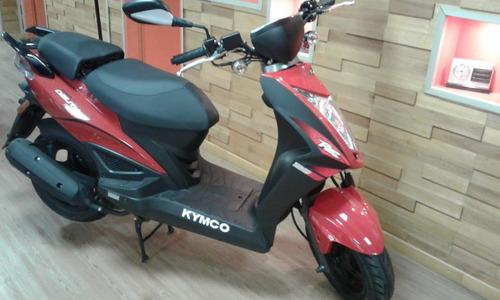 kymco agility 125 naked 0km! entrega inmediata