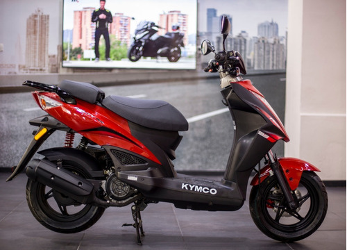 kymco agility 125 naked - 2021 - 0 km