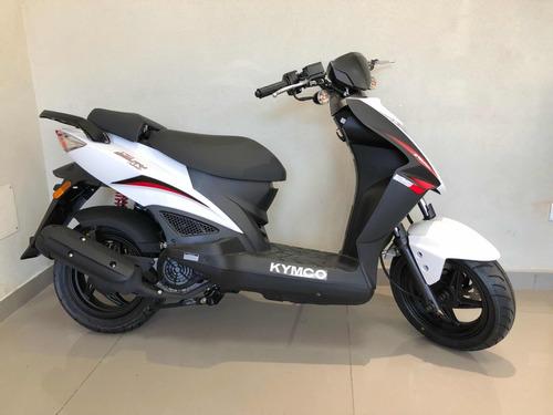 kymco agility 125 rs 125cc scooter nacked 2018 0km 999 motos
