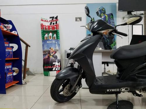 kymco agility 125 rs 2010