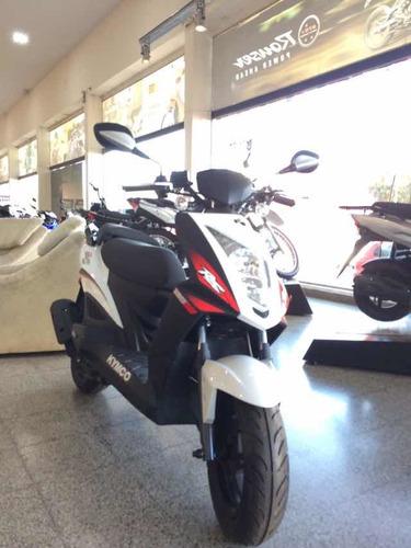kymco agility 125 rs naked - full motos -